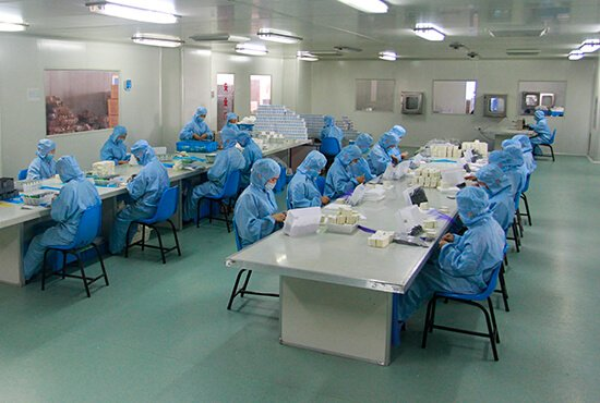 PDO Thread Packing Room