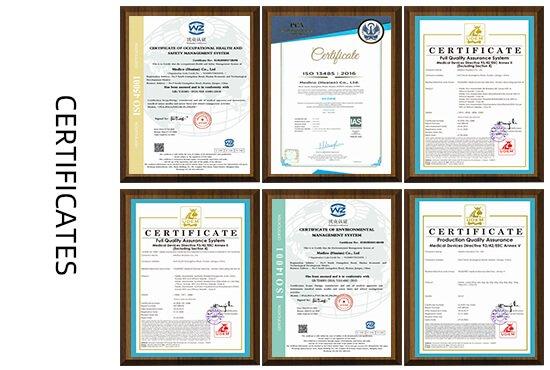 Yastrid Certificates