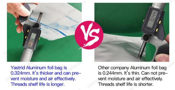 Yastrid Water proof Foil Bag